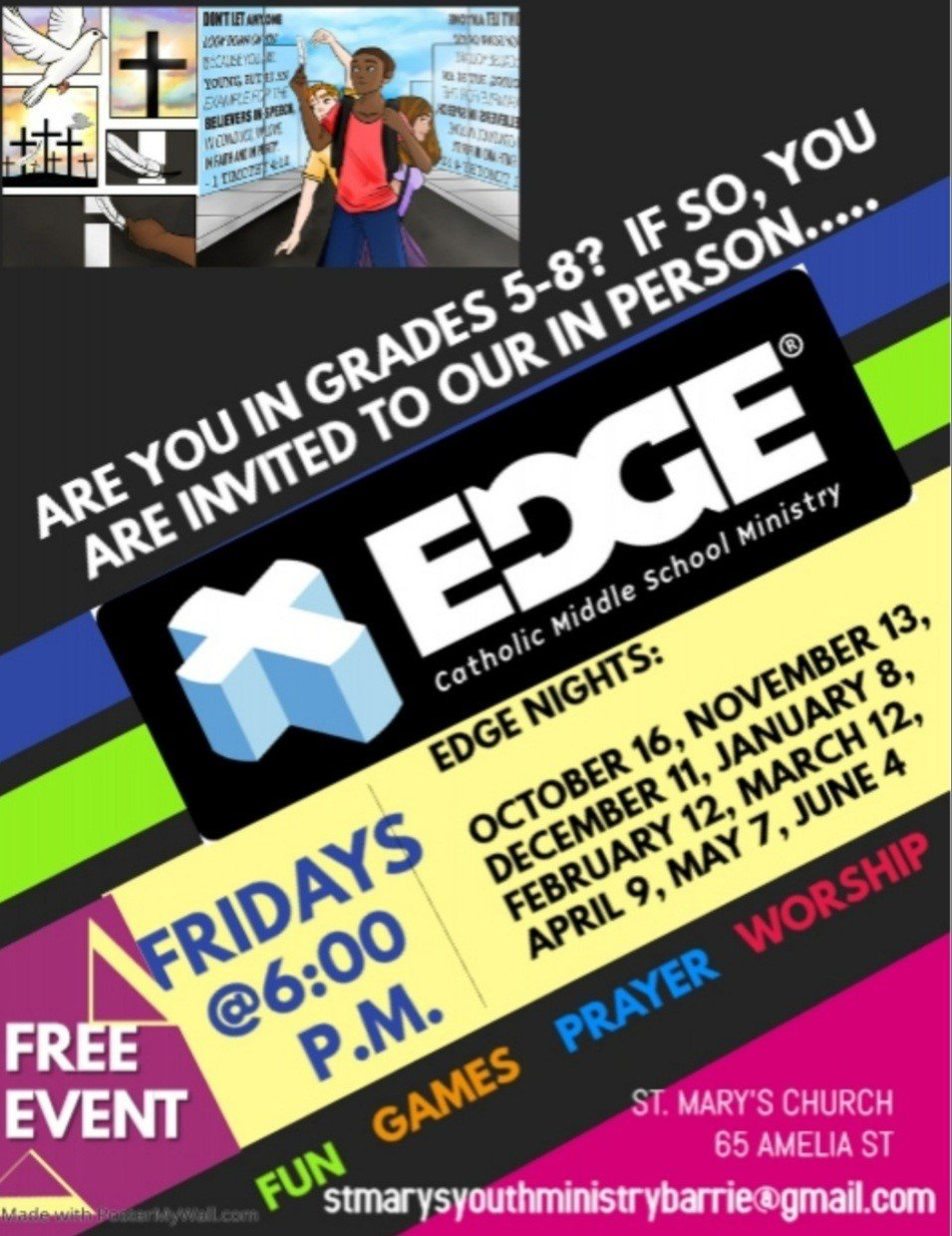 EDGE youth group