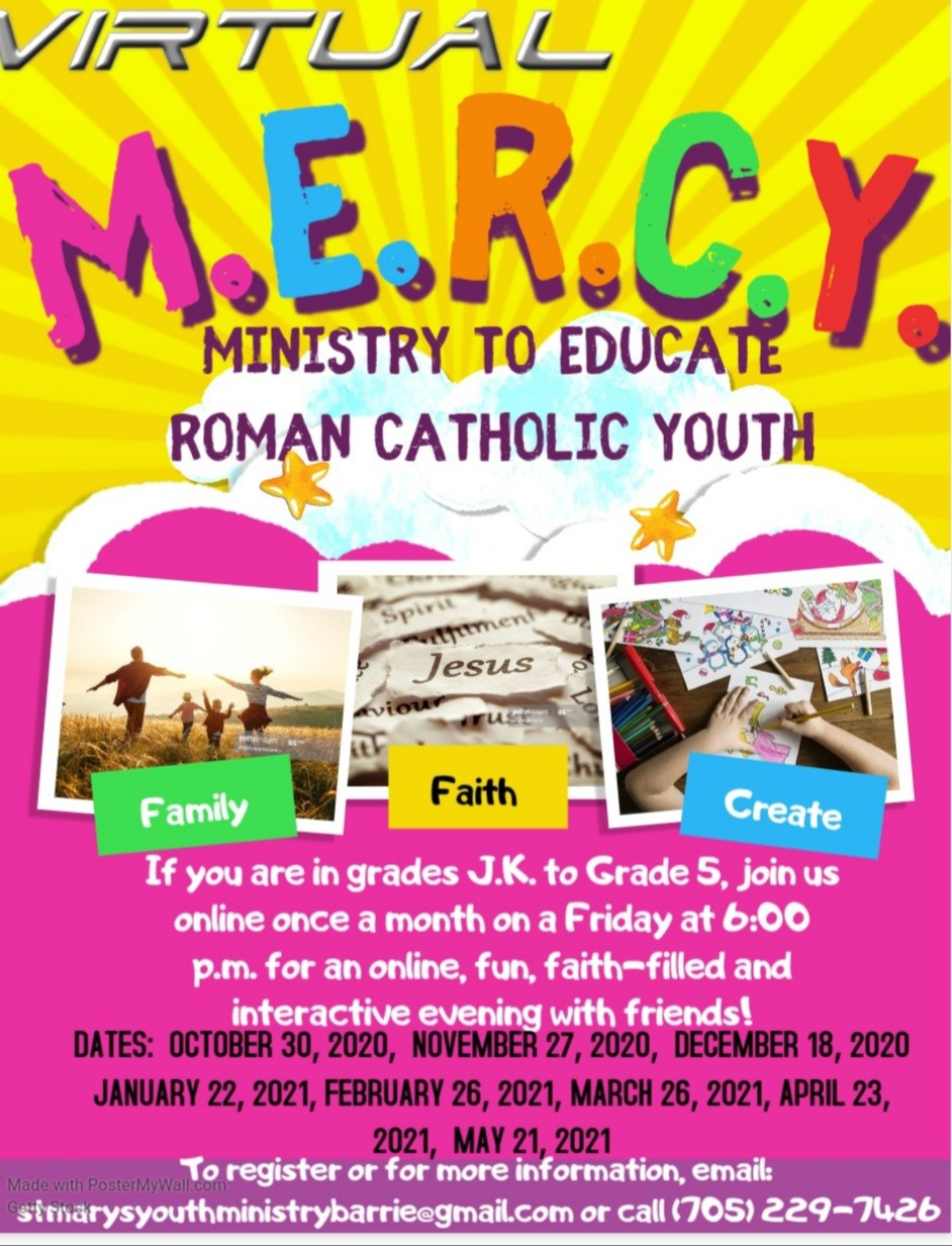 MERCY youth group